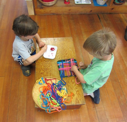 how does the practical life exercises Sensorial exercises were designed by montessori to cover every quality that can be perceived by the senses such as size, shape, composition, texture, loudness or softness, matching, weight, temperature, etc.