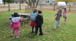outside play