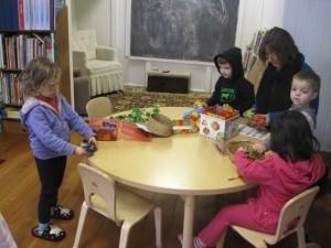 even more indoor recess activities