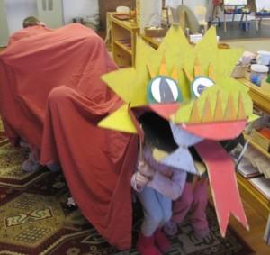 The Dragon Dance Parade