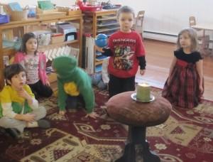 Montessori Birthday tradition