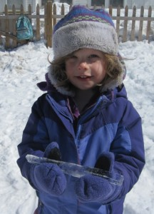 giant icicle