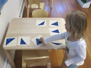 triangle match