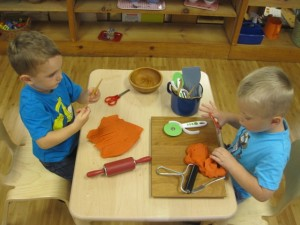 more play dough