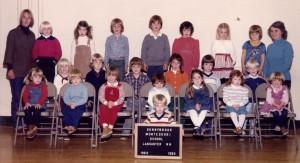 Sunnybrook class of 1982-1983