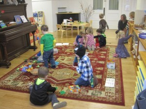 inside recess fun