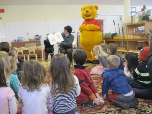 story with Pooh