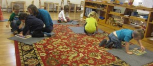 mat work