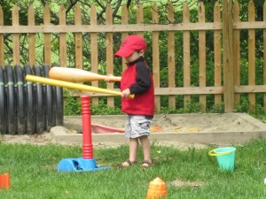 Obstacle Course Batting