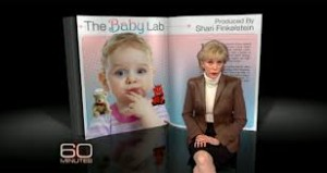 60 Minutes baby lab