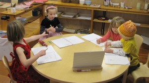 recording our science findings