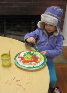 drum painting