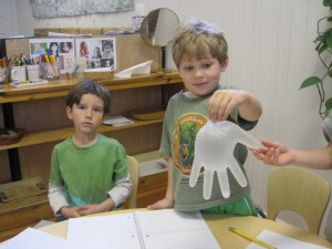 dry ice in glove 2