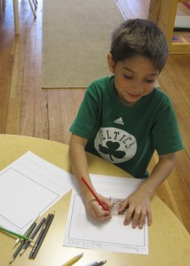 writing stories about brother