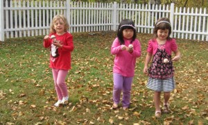 egg spoon race