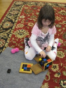 completing the trinomial cube