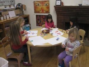 Monday Paul Klee art - castle and sun pictures